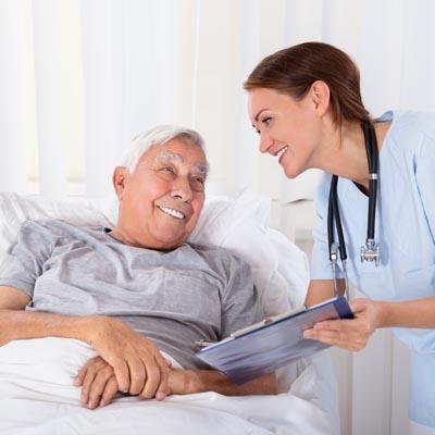 hospice care nurses