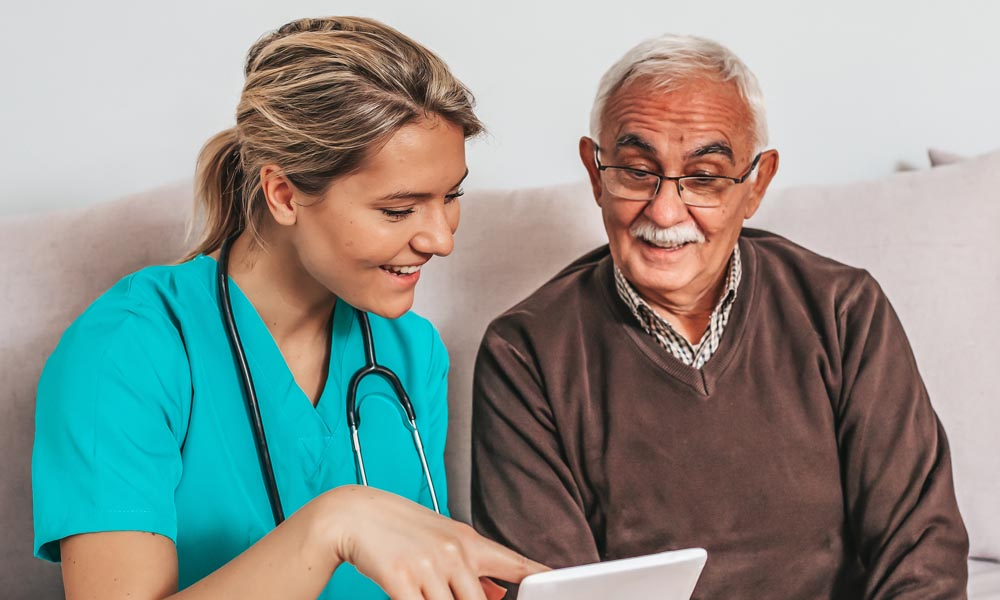 hospice home health aides