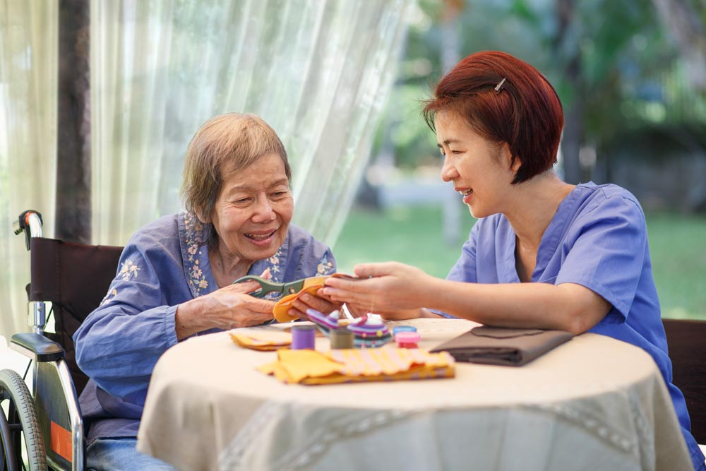 hospice care fro alzheimers and dementia patients san diego