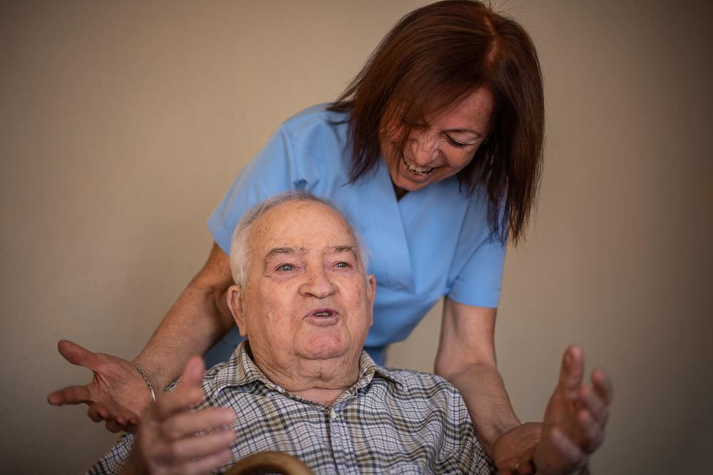 Hospice Care for Patient suffering from Liver Disease San Diego