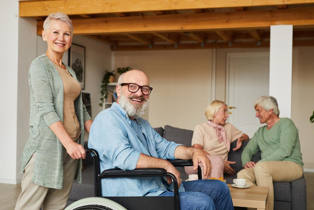 hospice care for patients with neurological conditions